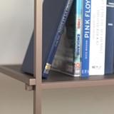 Regula console table - métal tanné finish 4
