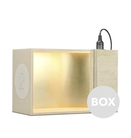 LUX BOX Lamp - Designerbox