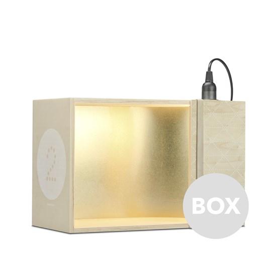 Lampe LUX BOX - Box 2 - Design : A+A Cooren
