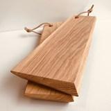 Planche à saucisson PIERROT - chêne 3