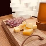 Cutting board PIERROT - oak 4
