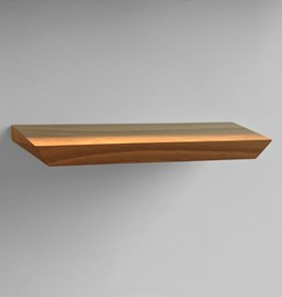 Wall shelf MARCEL - oak