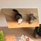 Wall shelf MARCEL - oak 4