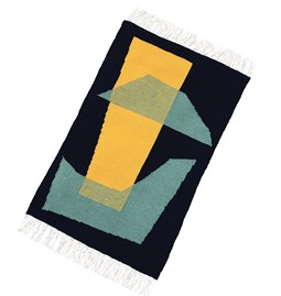 Josué hand woven rug