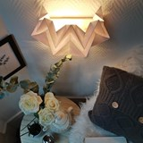 KABE wall lamp in paper 7