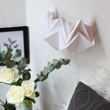 KABE wall lamp in paper 8