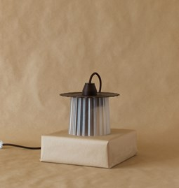 Lamp Amanda - limited edition: coffee
