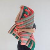 """Module multicolore en laine """"Le tricot"""" 4"""