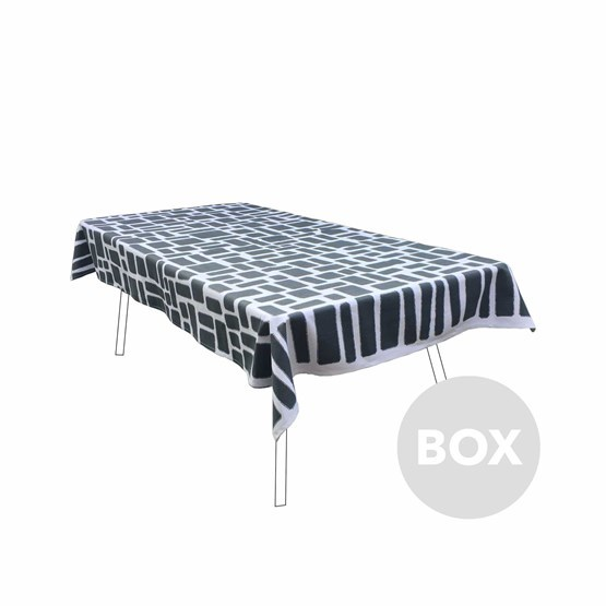 Nappe LINUS - Box 60 - Design : Paola Navone