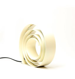 Amonita lamp - light ivory