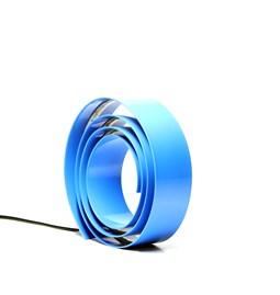 Amonita lamp - blue sign