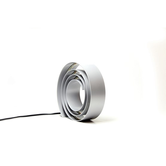 Amonita lamp - aluminium - Design : Hugi.r