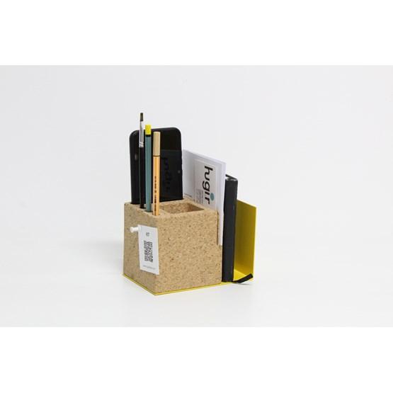 Kit organizer - yellow - Design : Hugi.r