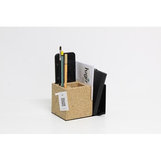 Kit organizer - black - Design : Hugi.r