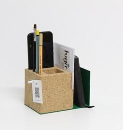 Kit organizer - green