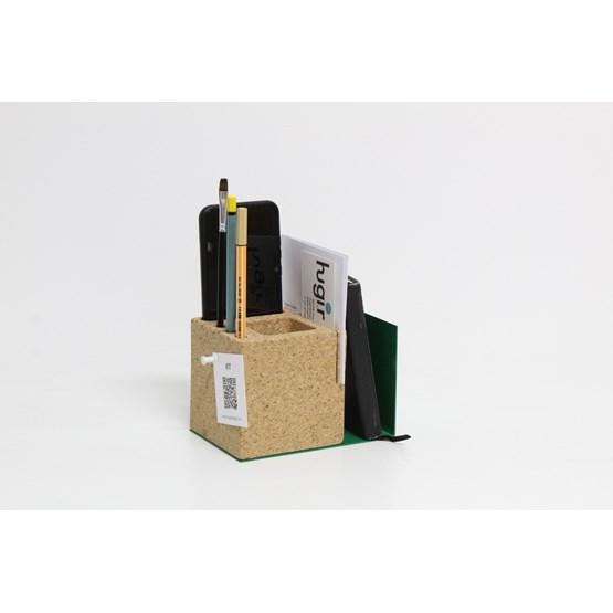 Organisateur KIT - vert - Design : Hugi.r