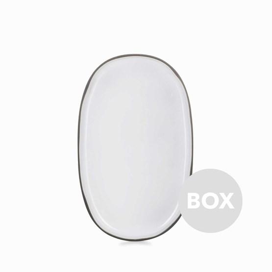 Designerbox x Revol - Plat CARACTERE - Box 62 - Design : Noé Duchaufour Lawrance pour Revol