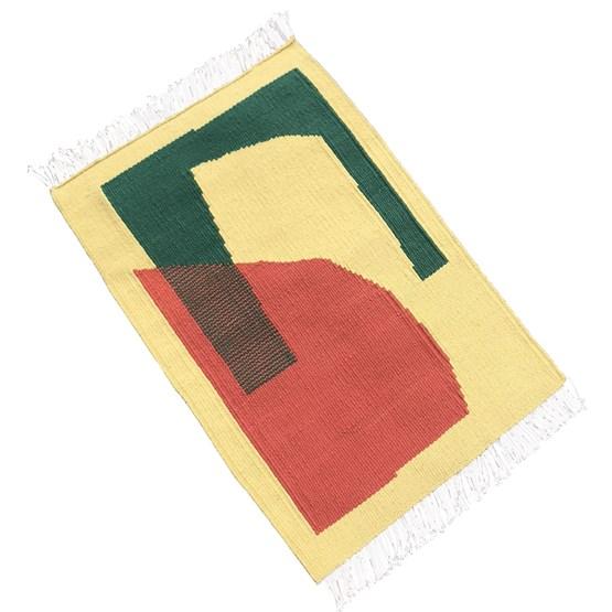 "Tapis en laine ""Linette"" - Design : Garug"