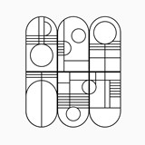 Panneaux muraux BAUHAUS - Designerbox 5
