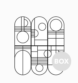 BAUHAUS Wall Panels - Box 63