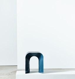 Paperthin Original Stool  - dark blue