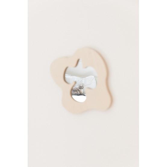 Miroir asymétrique PENSEE - Design : Little Anana