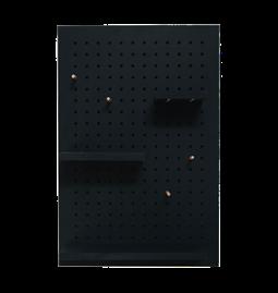 Pegboard rectangle VALCHROMAT