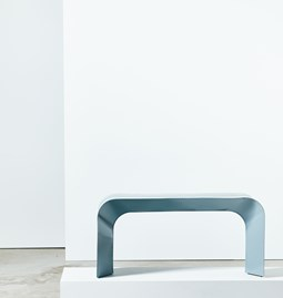 Paperthin Original Bench - grey
