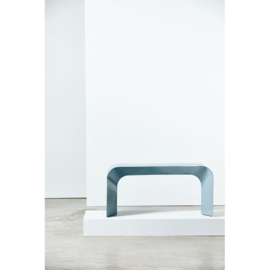 Paperthin Original Bench - grey - Design : Lennart Lauren