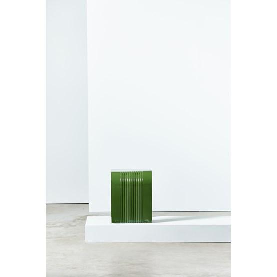 Paperthin Original Bench - dark green - Design : Lennart Lauren