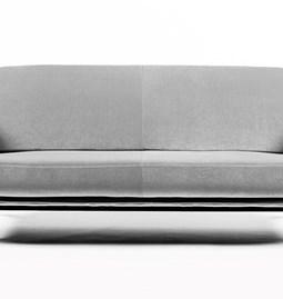 Canapé 3 places HYPANIS - gris