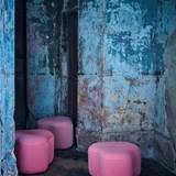 Poppy Bloom Stool - pink 5