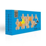 Jeu en bois Triada Solar - bleu 2