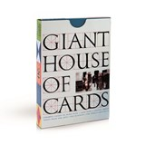 Card game Eames House of Cards - giant 2