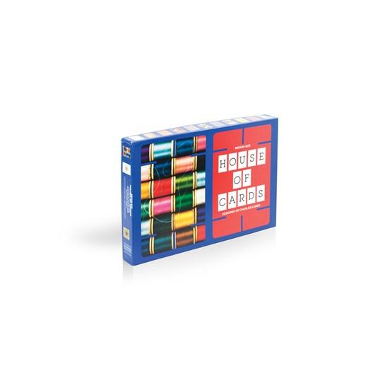 Card game Eames House of Cards - medium - Design : Mon Petit Art