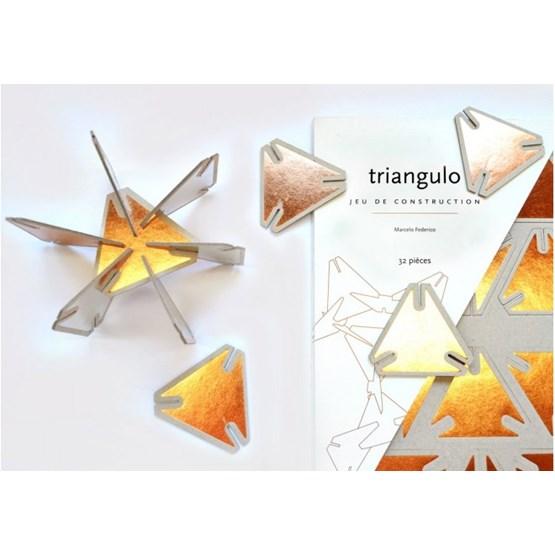 Construction game Triangulo ROC - Design : Mon Petit Art