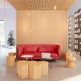 VIRA | stool or table - light cork  7
