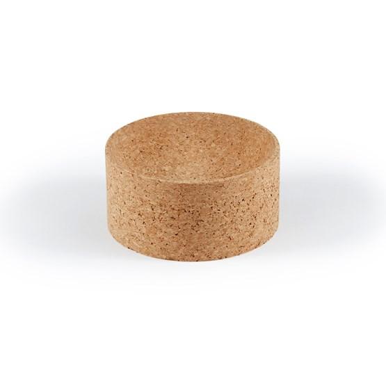 SAMO #2 bowl - light cork  - Design : Galula Studio