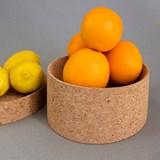SAMO #2 bowl - light cork  3
