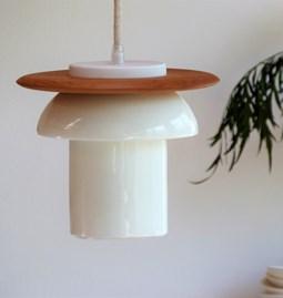 XIE Porcelain pendant wall light