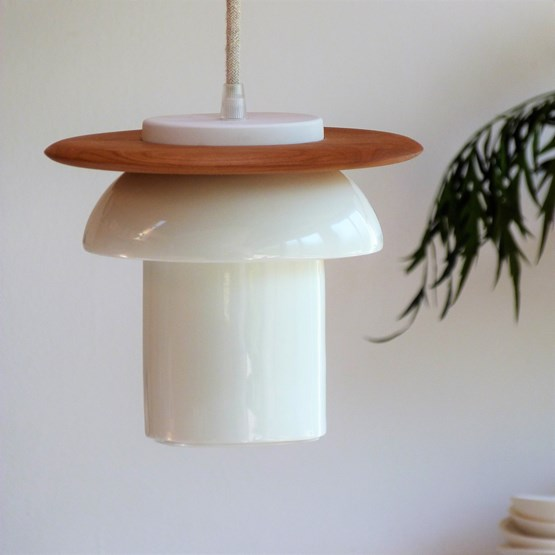 Baladeuse en porcelaine XIE - Design : Atelier Pok