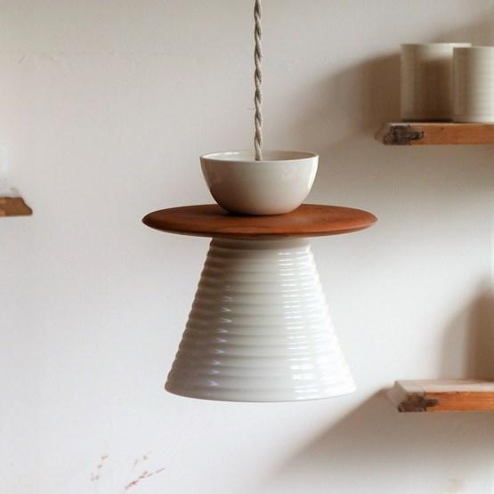 Baladeuse en porcelaine NAMI - Design : Atelier Pok