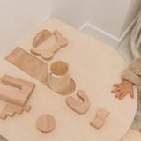 Set of decorative objects SHAPES 5
