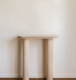 NOLINA Minimalist console table