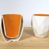 POLIGON Thermo cup - orange 5