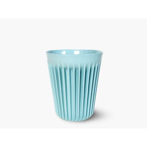 Isolator Cup - blue green - Design : Studio Lorier