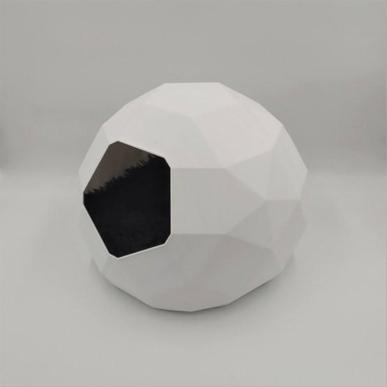 TAO kennel - white - Design : Catalpine