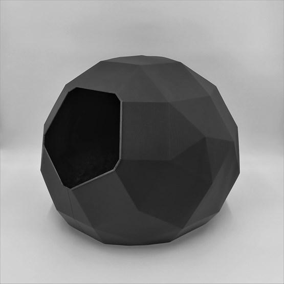 Niche TAO - noire - Design : Catalpine