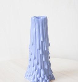Chandelier S - lavender blue
