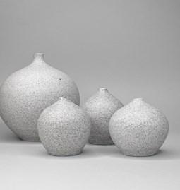 LAVALA vase - porcelain